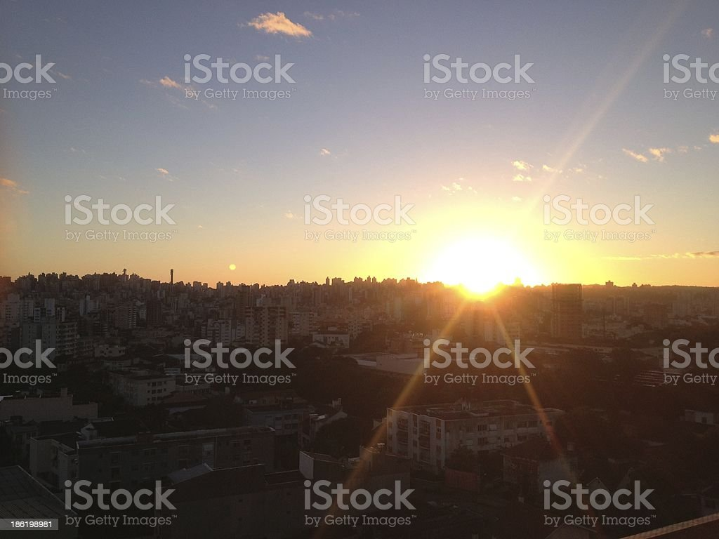 Atmosphere Urban royalty-free stock photo