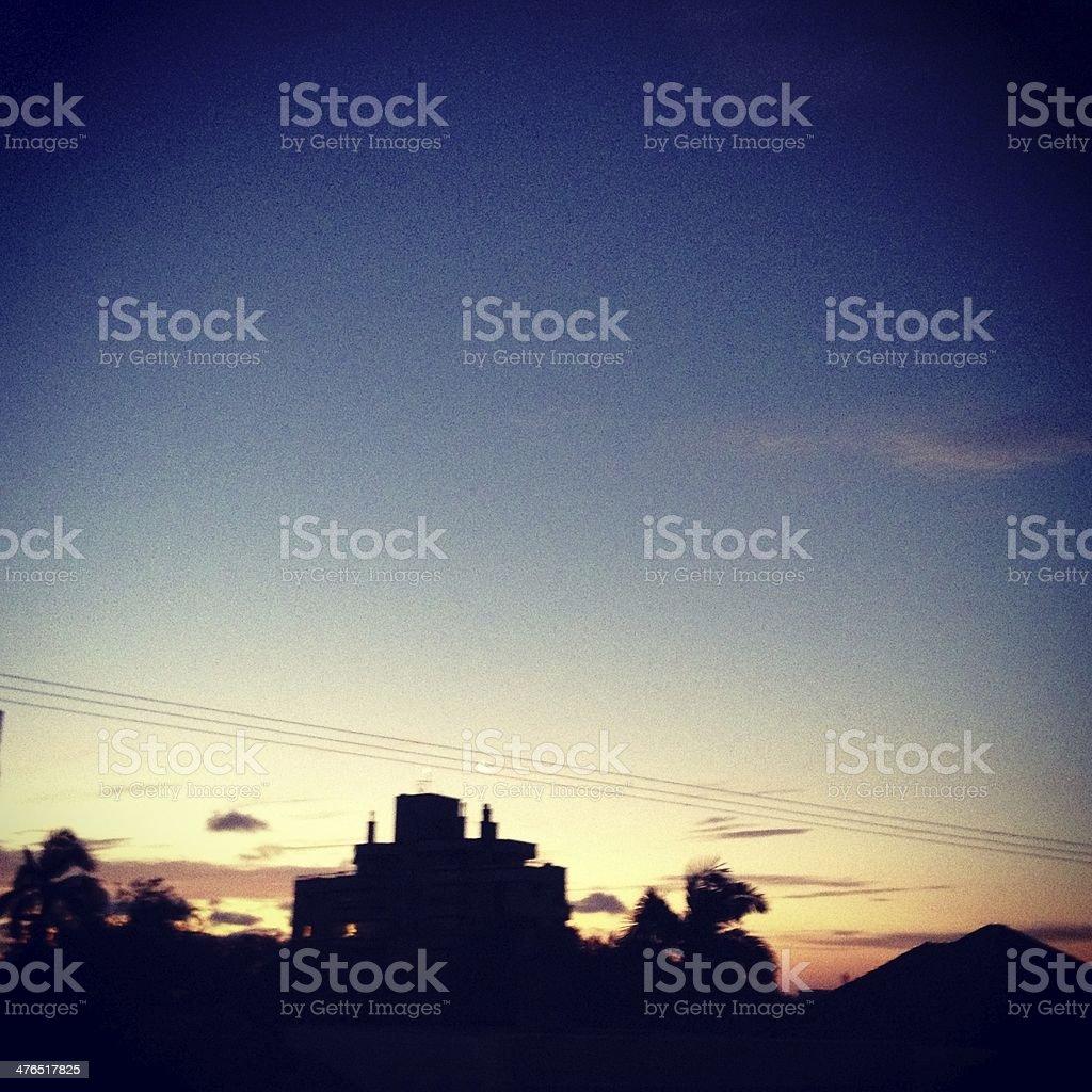 Atmosphere Urban royalty-free stock photo