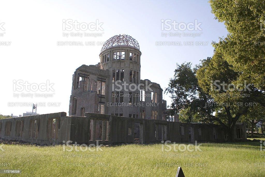Atomic Dome 3 royalty-free stock photo