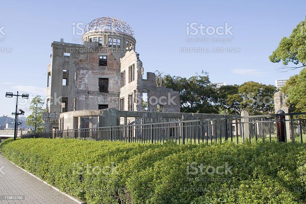 Atomic Dome 4 royalty-free stock photo