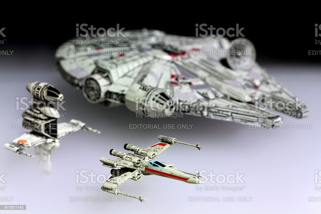 Attack Group stock photo