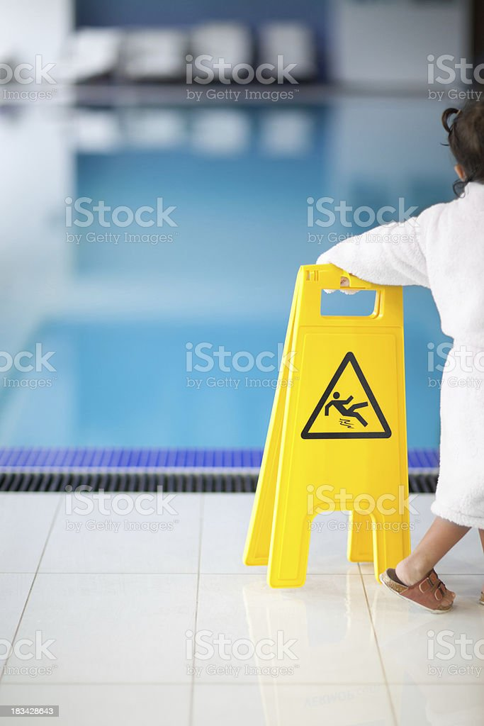 Attention stock photo