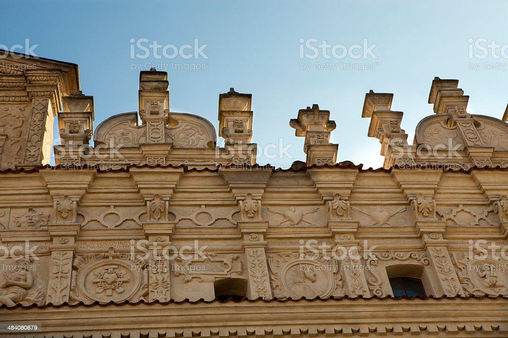 Attica Renaissance, stock photo