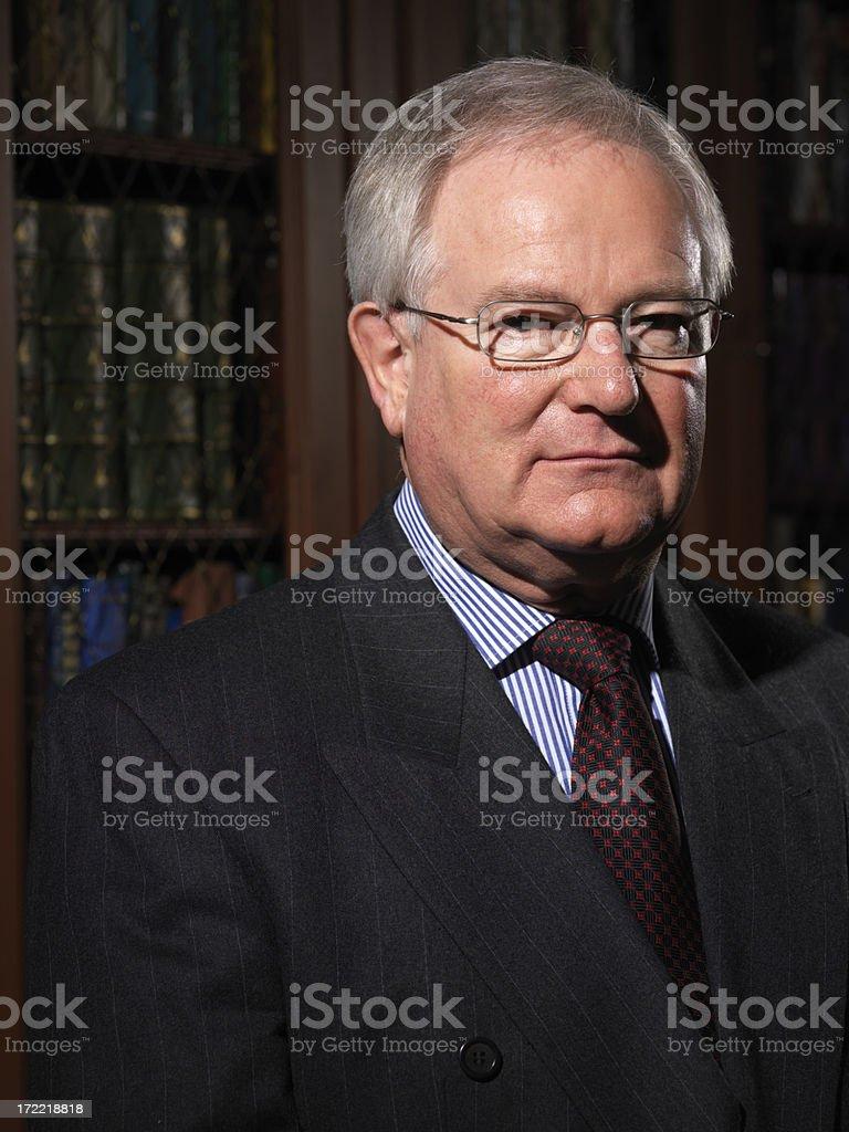 Attorney royalty-free stock photo