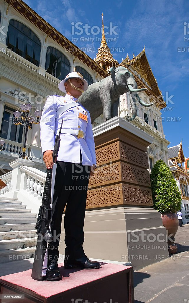 Attractions Thailand. stock photo