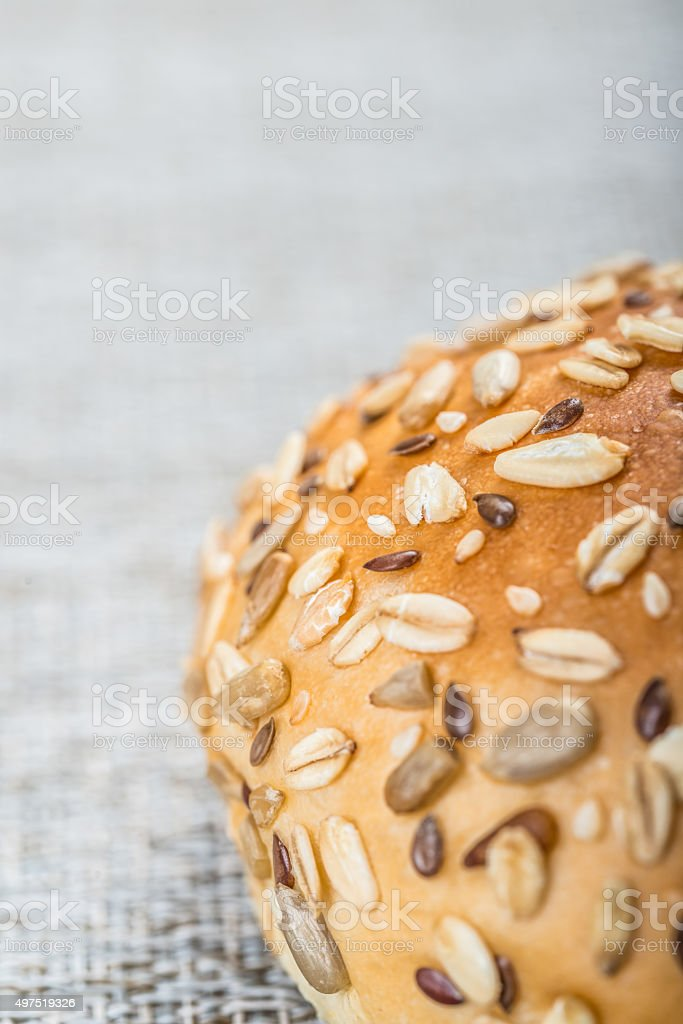 Attractive bread stock photo