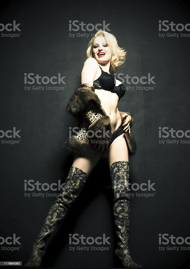 Attractive Female stock photo