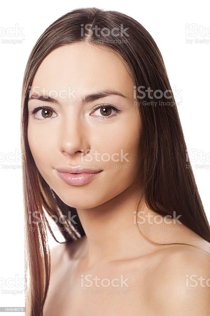 Belle femme photo libre de droits