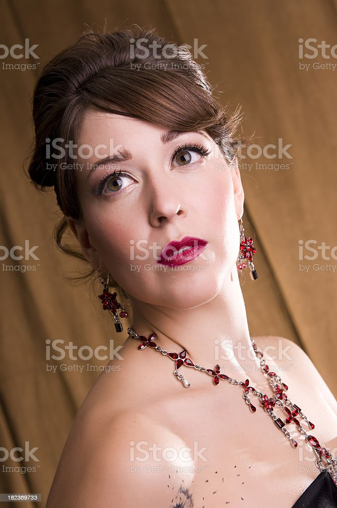 Attractive Female stock photo