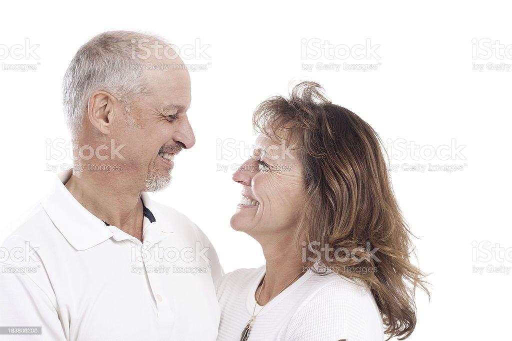Attraktive glücklich Älteres Paar – Foto