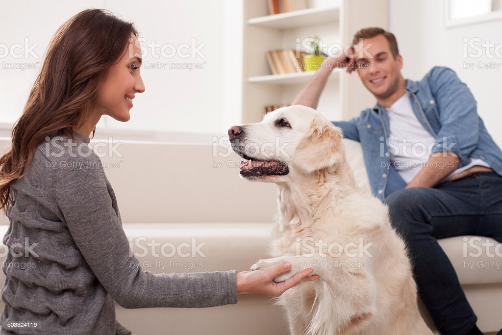Фото муж и пес жену фото 93-703
