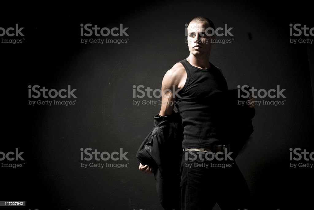 Attractive Man royalty-free stock photo