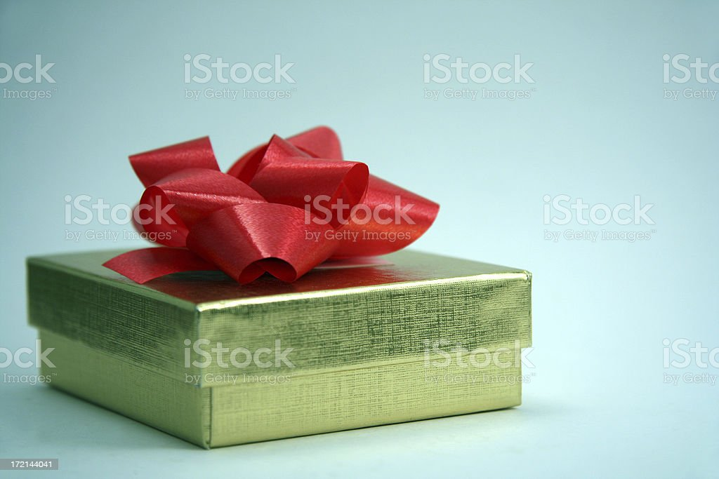 Attractive Present royalty-free stock photo