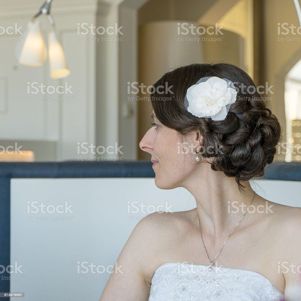 attractive women stock photo