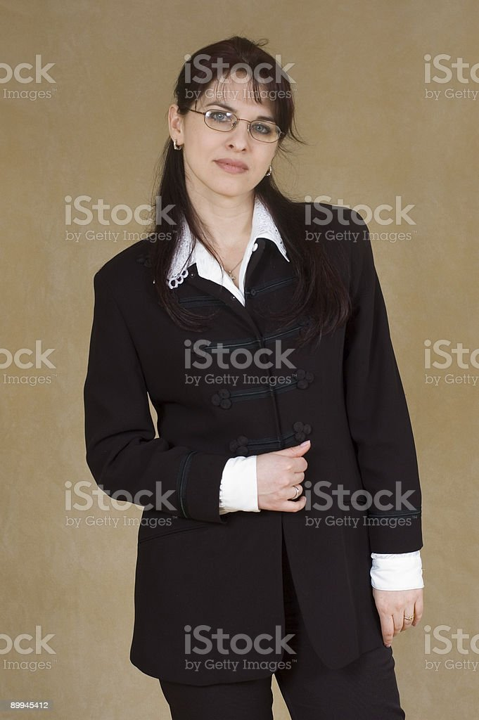 Attractive Women royalty-free stock photo