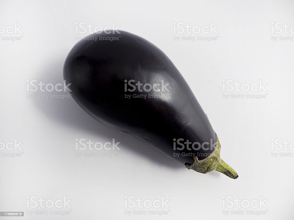 Aubergine royalty-free stock photo