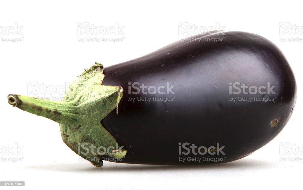 aubergine royalty-free stock photo
