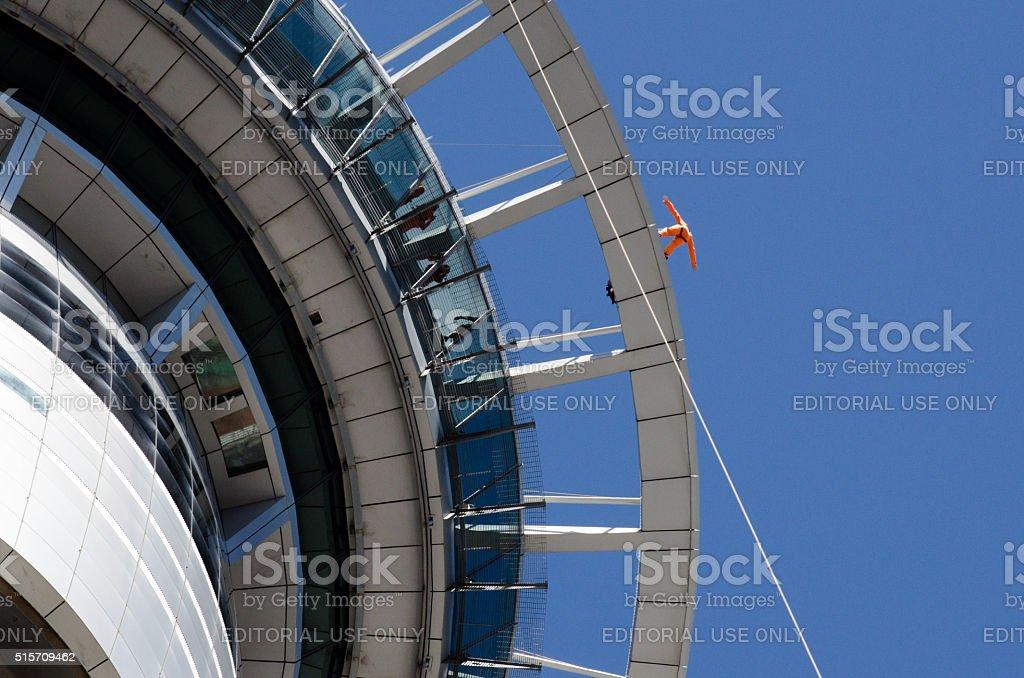 Auckland Cityscape stock photo