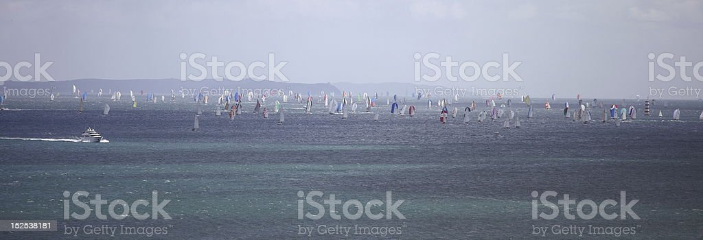 Auckland Russell Coastal Classic stock photo