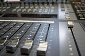 Audio Production Switcher of Television Broadcast