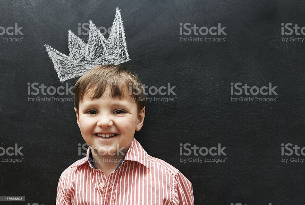 Auditions to be held for the role of Prince Charming stock photo