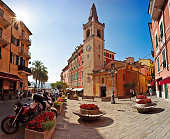 LERICI August 2015 - Old square town of