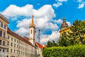 Augustinian Church  in Vienna. Austria.