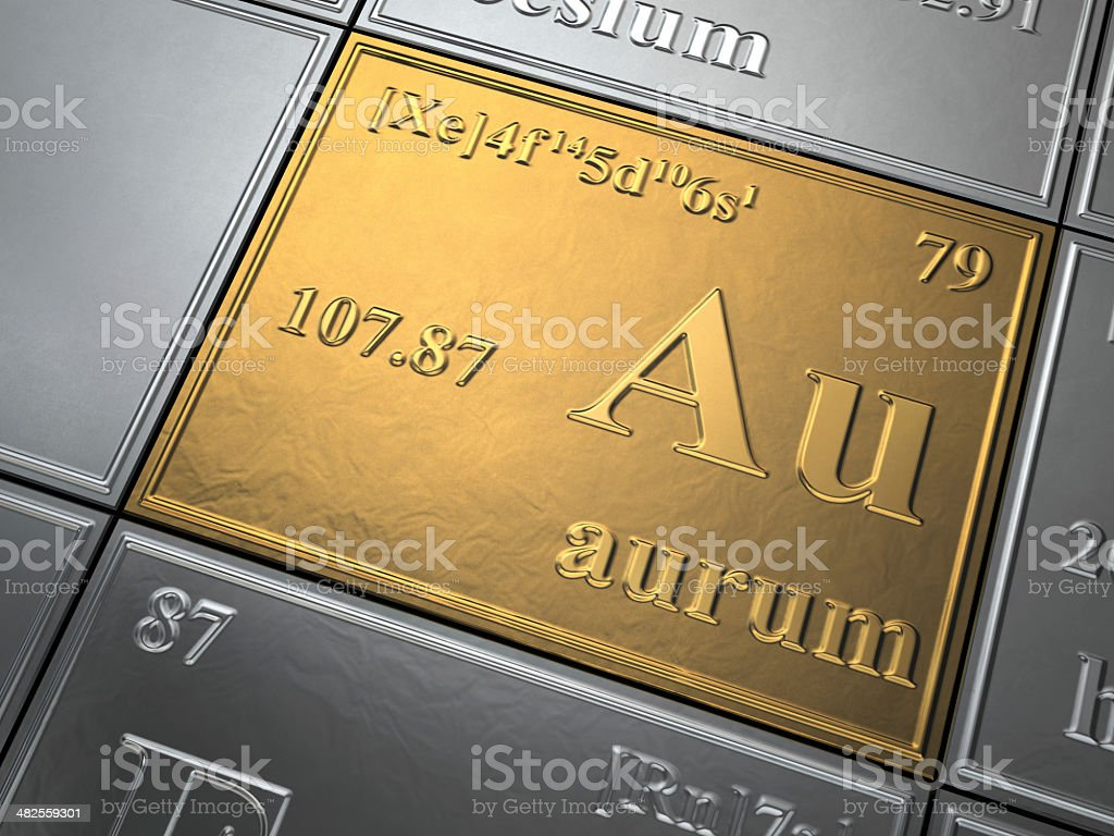 Aurum stock photo