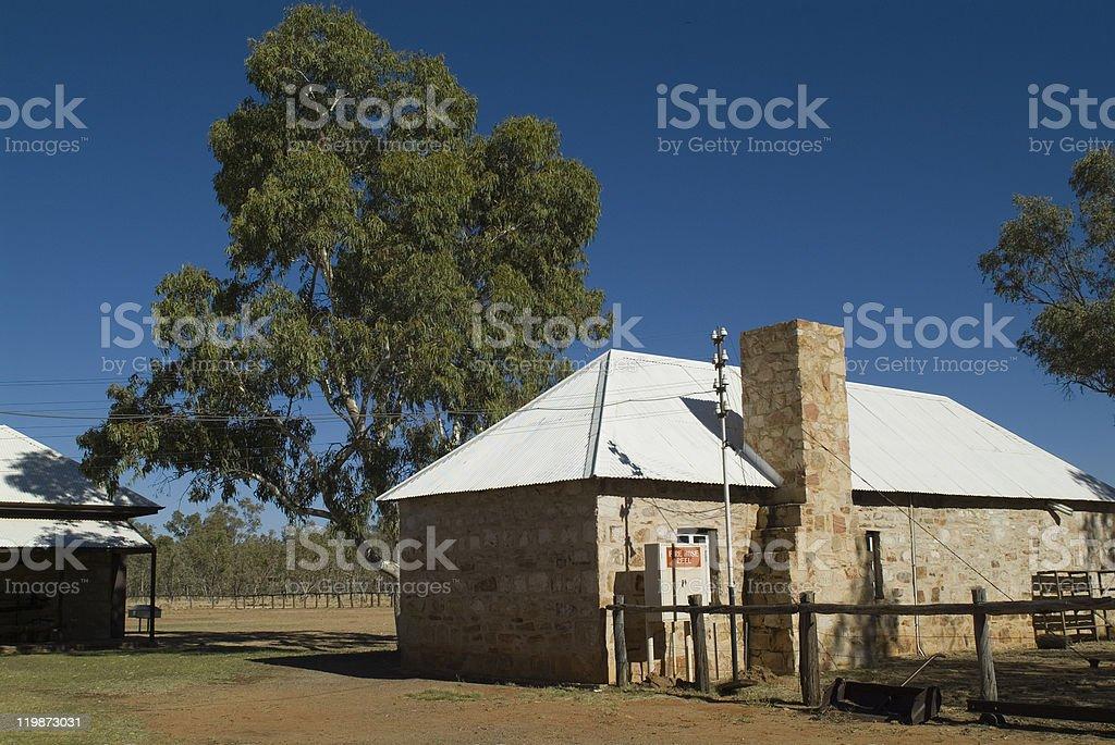 Australia, Alice Springs royalty-free stock photo