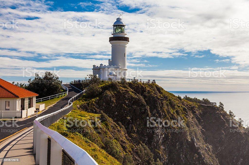 Australia, Byron Bay Light House stock photo