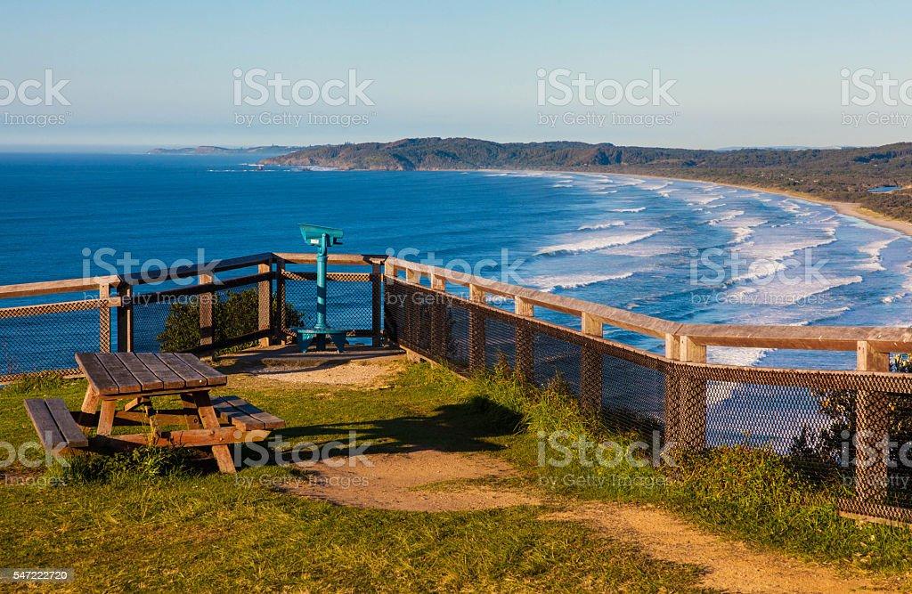 Australia, Byron Bay Lighthouse stock photo