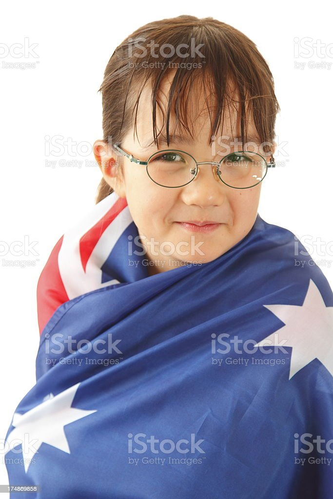 Australia Day royalty-free stock photo