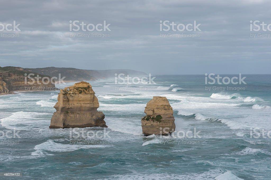 Australia, Great Ocean Road Tour stock photo