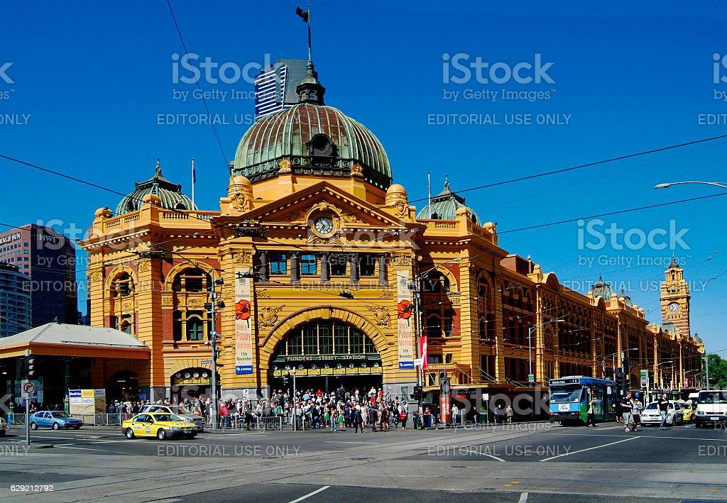 Australia, Melbourne stock photo