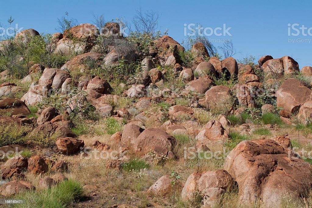 Australia, Northern Territory royalty-free stock photo
