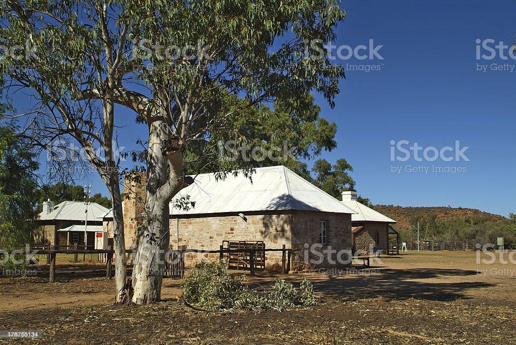Australia, NT, Alice Springs royalty-free stock photo