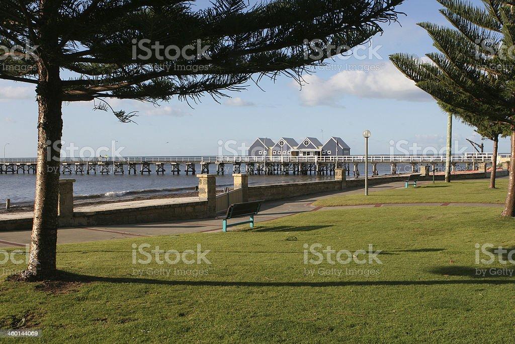 australia, perth, busselton stock photo