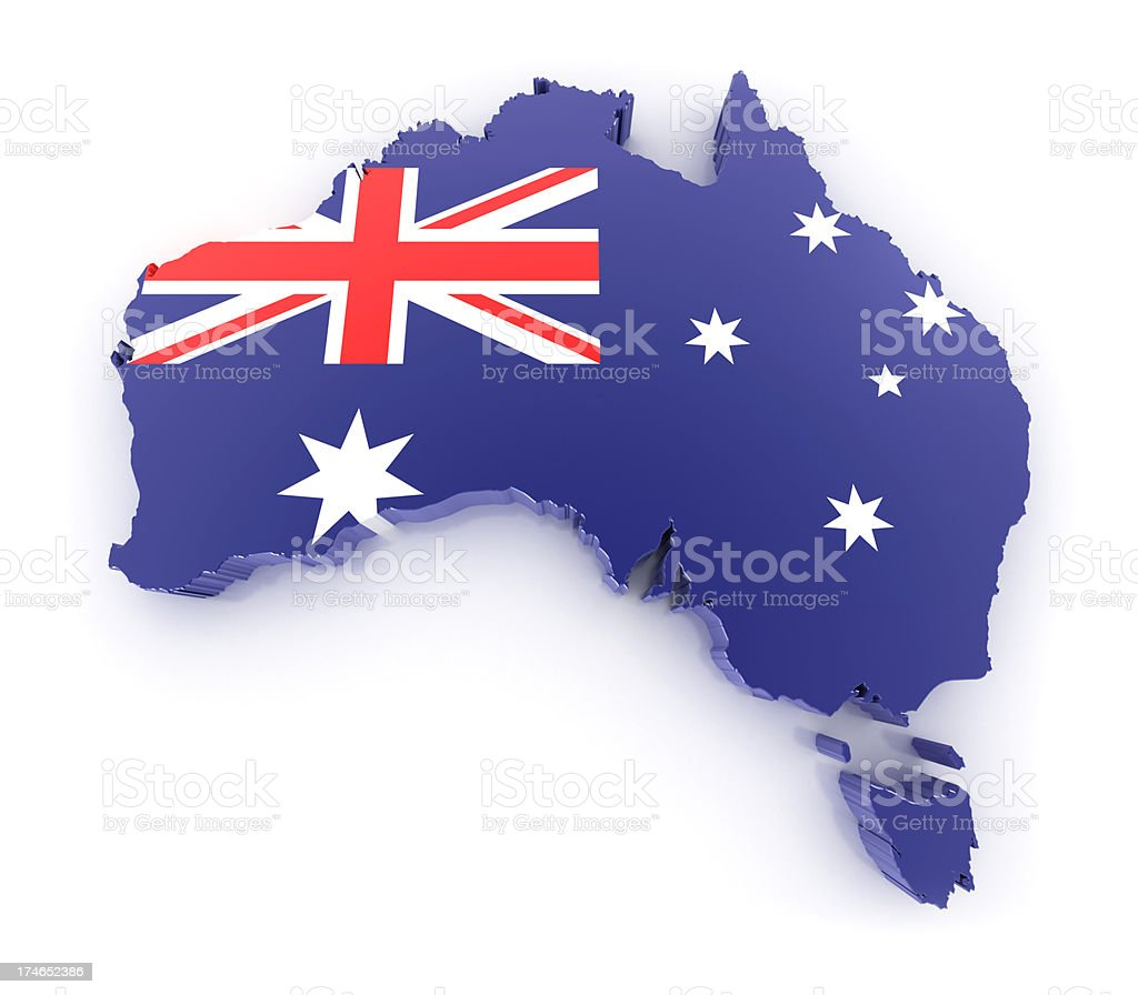 Australia royalty-free stock photo