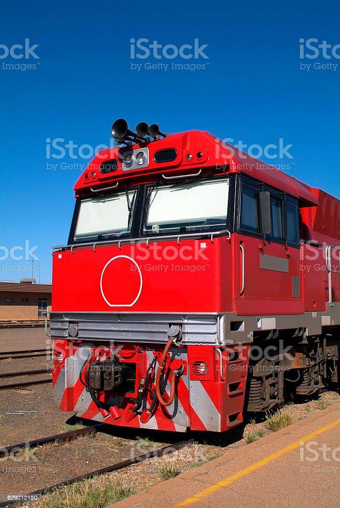 Australia, Railway stock photo