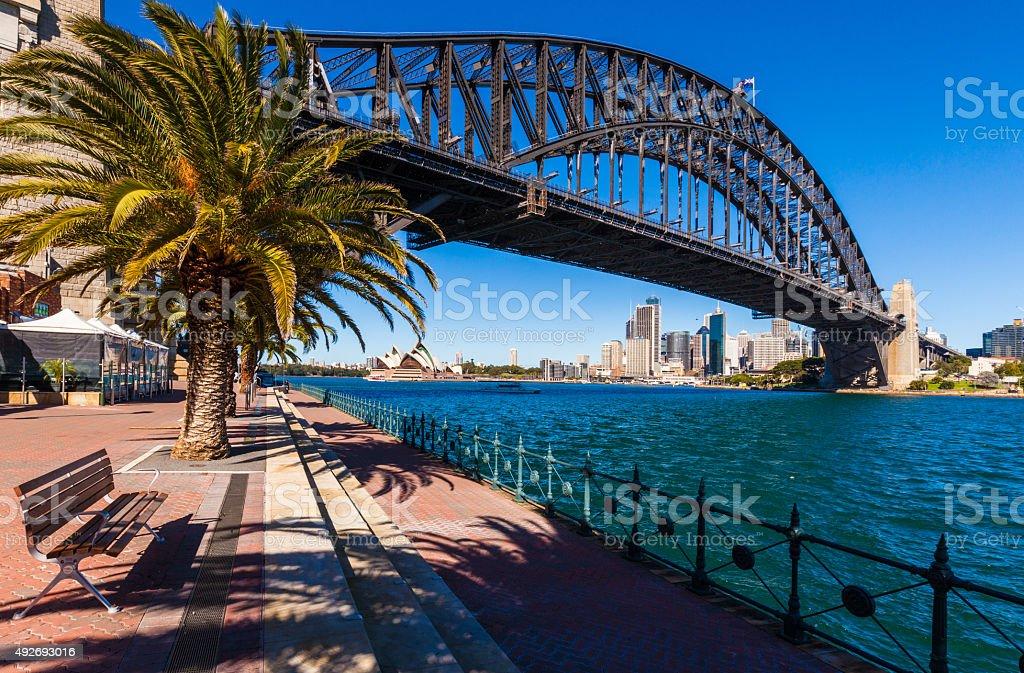 Australia, Sydney City. NSW stock photo