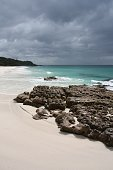 Australia white beach