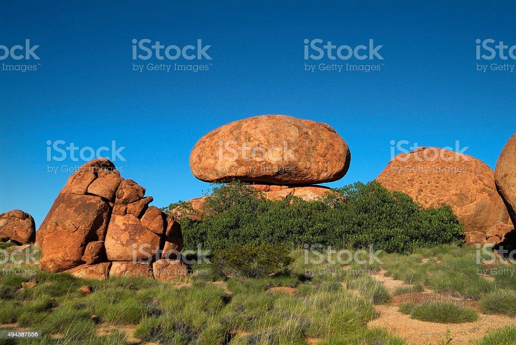 Australia_Northern Territory stock photo