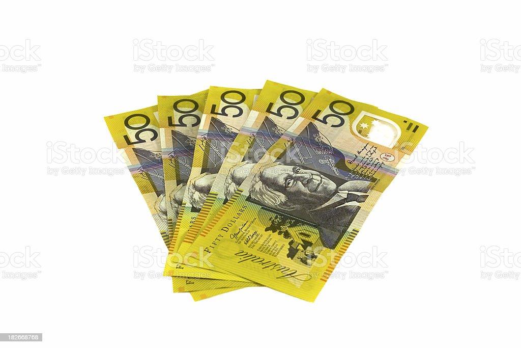 Australian 50's royalty-free stock photo