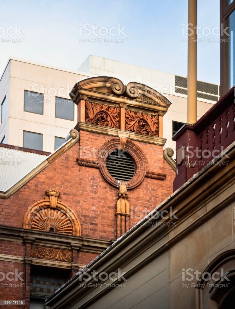 Historical Architecture In Sydney