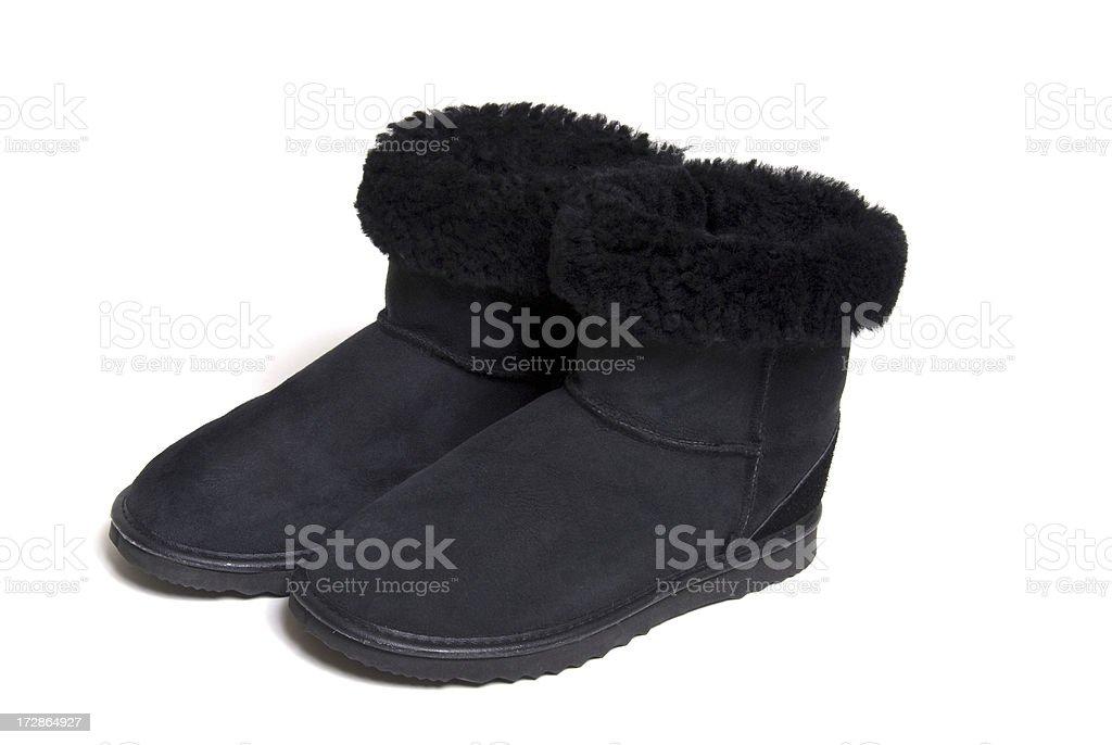Australian Boots stock photo