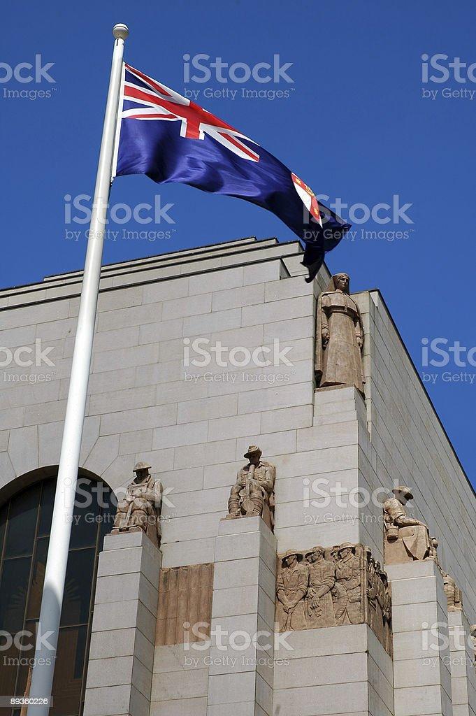 australian history royalty-free stock photo