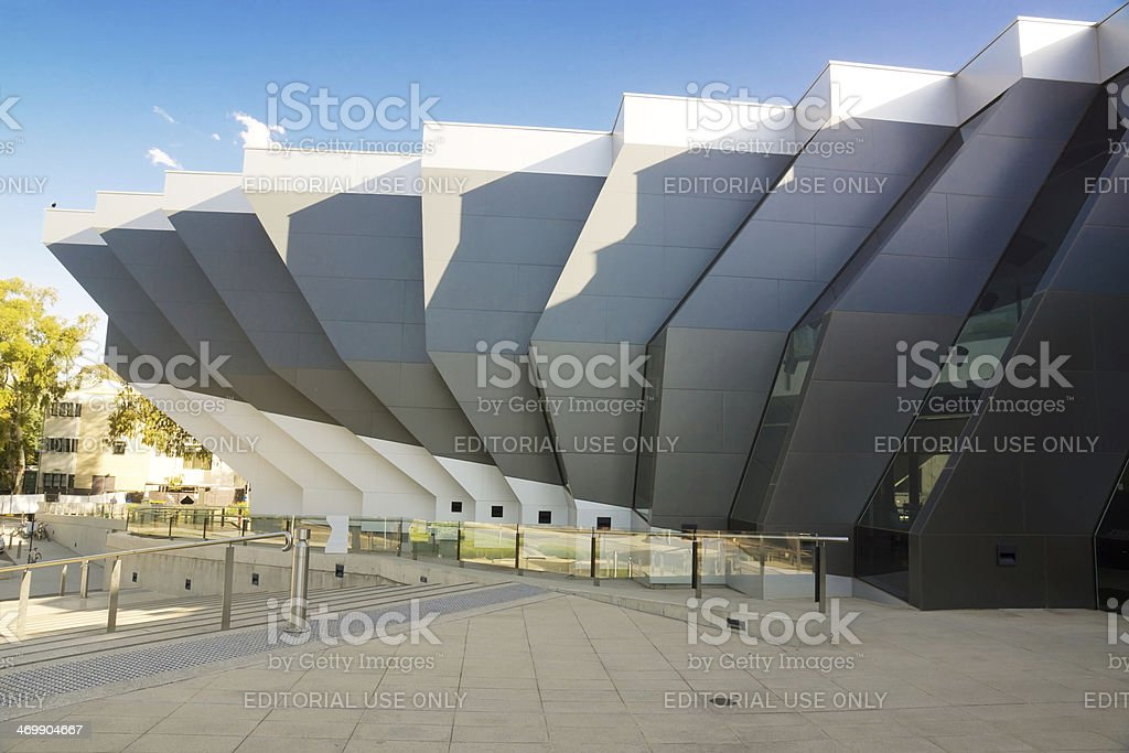Australian National University stock photo