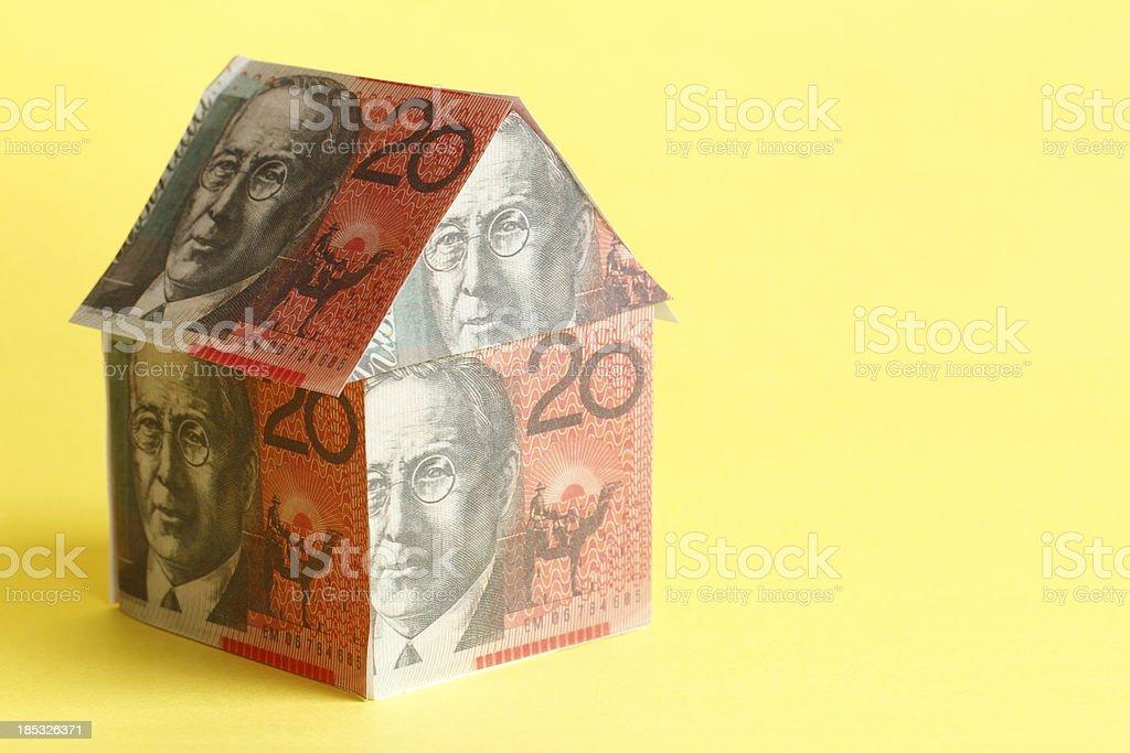 Australian Property royalty-free stock photo