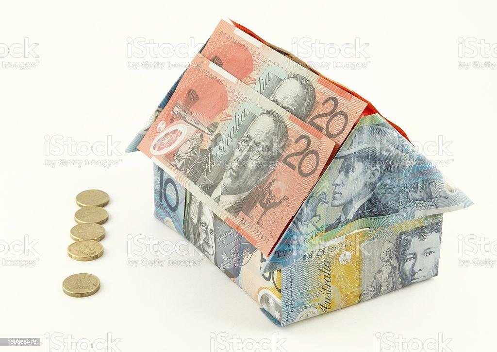 Australian Property stock photo