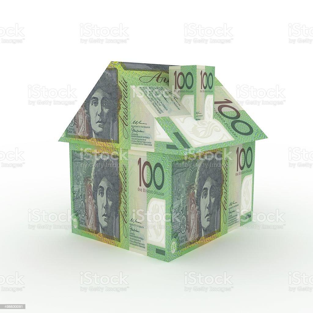 Australian Real Estate stock photo